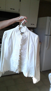 Gorgeous Formal Jacket - Perfect for Special Occassions!