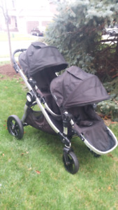 City select baby bigger double stroller