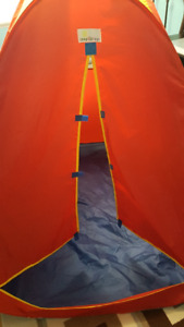 Snap Up Pop Up Tent and Tunnel