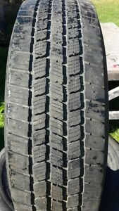 4 goodyear wranglers 265x70x17 like new $300, others sizes also