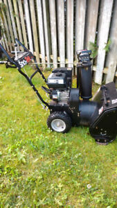 "24"" snowblower"