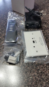 Fireplace remote control, brand new, for millivolt gas valve
