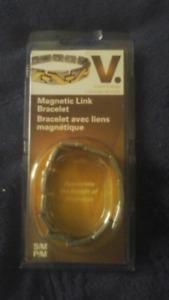 magnetic link bracelet