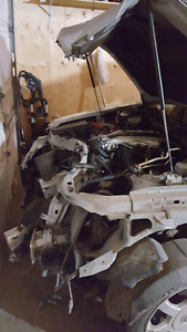 Cadillac cts for parts or hole