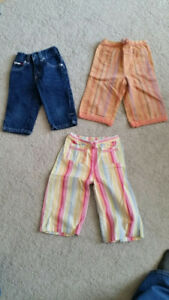 Size 3 Girls Summer Clothes