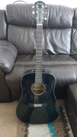 Fender CD 60S Acoustic Guitar Black