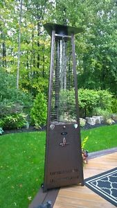 New Lava Heat 2G propane Patio Heater 66,000 BTU