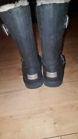 Genuine leather uggs for sale  Headingley, West Yorkshire