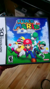 Super Mario 64 DS - BOX ONLY