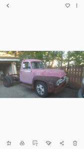 1955 ford truck for sale or trade