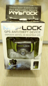 Lock for GPS