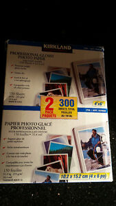 Photo Paper - different sizes - NEW
