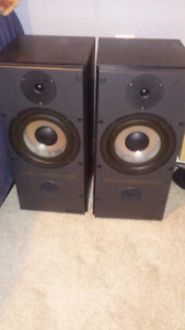 Mission speakers for sale or trade