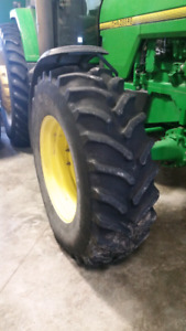 16.9-30 and 16.9-26 tractor tires