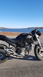 2001 Ducati Monster 900 I.e. Dark