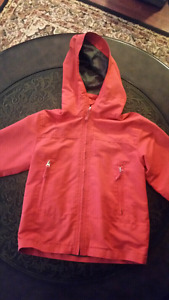 BOYS SIZE SMALL 6/7 SPRING AND FALL JACKET FROM THE GAP $8