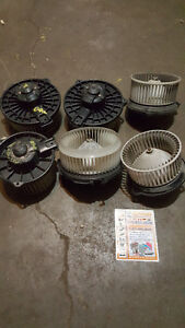 USED BLOWER MOTOR HONDA CIVIC DELSOL ACCORD EL CL PRELUDE INSIGH