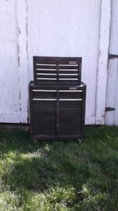 Waterloo Top and Bottom Tool Box