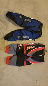 New dirt bike pants