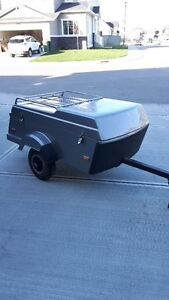 Tiny Mite Motorcycle Trailer
