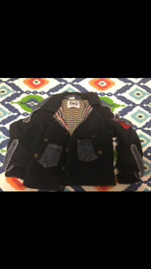 dolce & gabbana toddler boys coat.