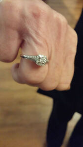 Engagement ring for sale!