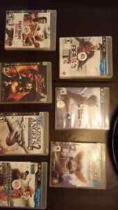 7 jeux de PS3