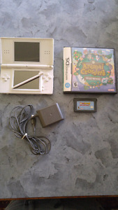 Nintendo DS Lite & Animal Crossing: Wild World