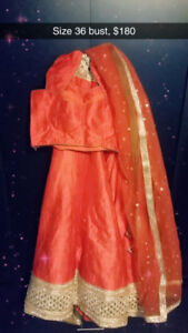 Lengha's for sale!!! Must sell asap, worn only once.
