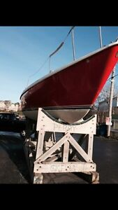1978 Pearson sailboat