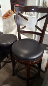 MODERN BAR STOOL FLOOR MODEL SALE