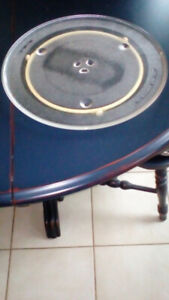 panasonic microwave  turntable plate  and mounting ring