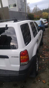 2006 Ford Escape  Hybrid SUV, Crossover Downtown-West End Greater Vancouver Area image 4