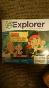 LEAP FROG EXPLORER/ NEW AND SEALED