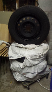 4 WINTER TIRES   90% THREAD ....... NEED GONE ASAP