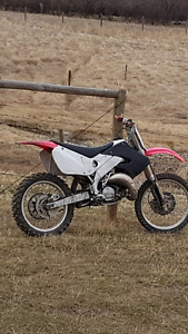Honda CR125R, new engine, fast bike, great shape
