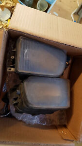 96-02 BMW E36 Z3 Foglights Lamps 97-00 E39 5-Series