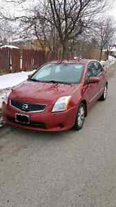 Nissan Sentra 122000 kms only