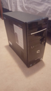 Dual Core Compaq PC - Freshly reloaded -