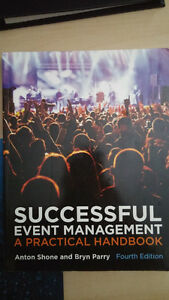 Successful Event Management 4th Edition Kitchener / Waterloo Kitchener Area image 1