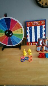 party games rental