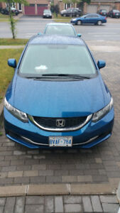 HONDA CIVIC 2013 MODEL EXCELLENT CONDITION