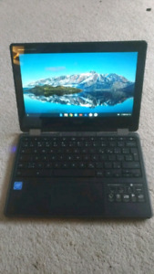 """Acer CP511-1H-C7J5 11.6"""" Convertible Chromebook"""