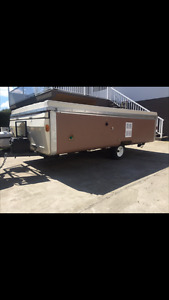 Apache Roamer Rare / Vintage Pop Up Trailer