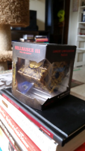 Hellraiser puzzle cube. Sealed