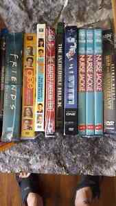 TV series DVDs for sale