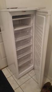 BRADA Upright freezer
