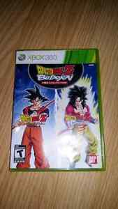 Dragonball Z Budokai HD Collection Xbox 360