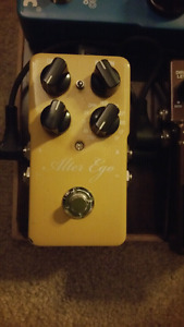 TC Electronic Flashback Delay Pedal (Alter Ego) Limited Edition