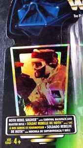 1996 Star Wars Hotham Rebel Soldier in Package Kingston Kingston Area image 4